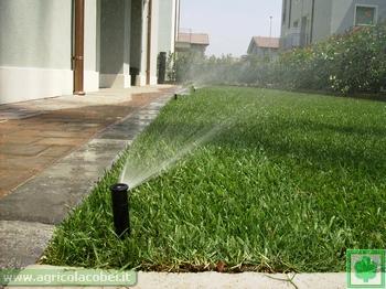 Realizzazione di impianti di irrigazione for Giardinieri verona
