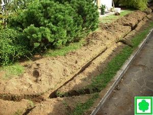 Realizzazione di impianti di irrigazione - Irrigazione giardino fuori terra ...